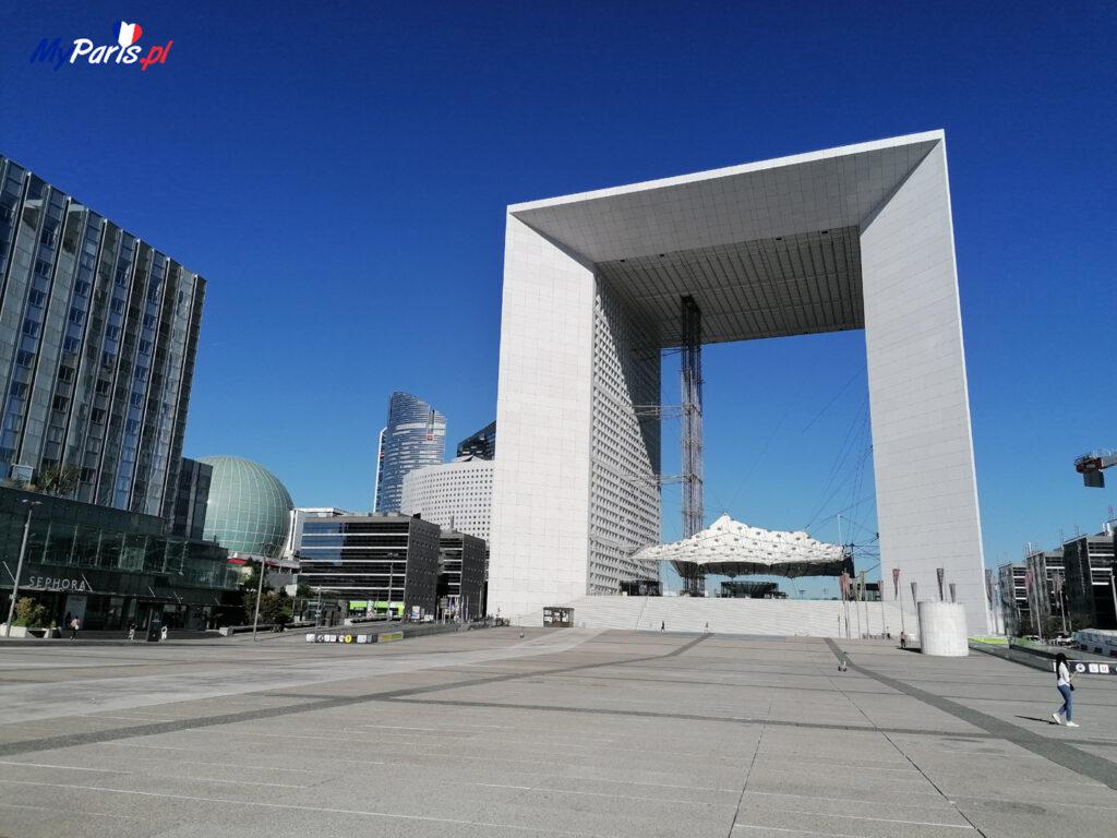 Grand Arche - La Defense