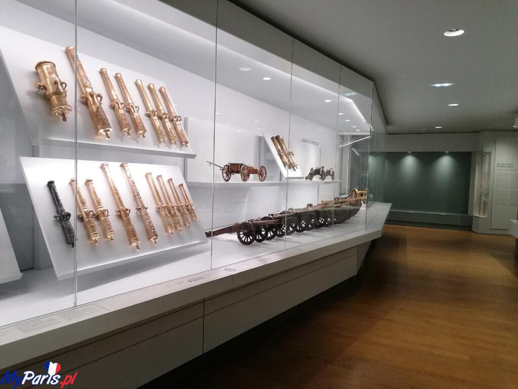 Muzeum Armii w Pałacu Inwalidów
