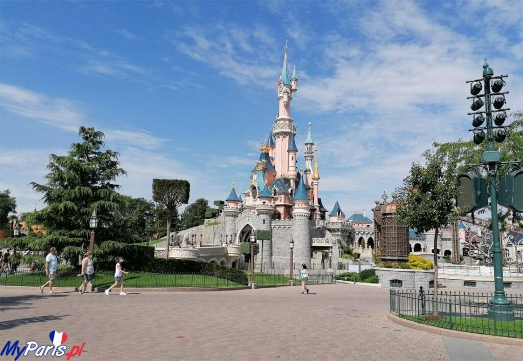 Disneyland - Zamek Śpiącej Królewny