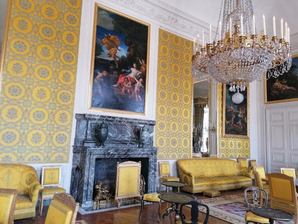 Wnętrza Grand Trianon