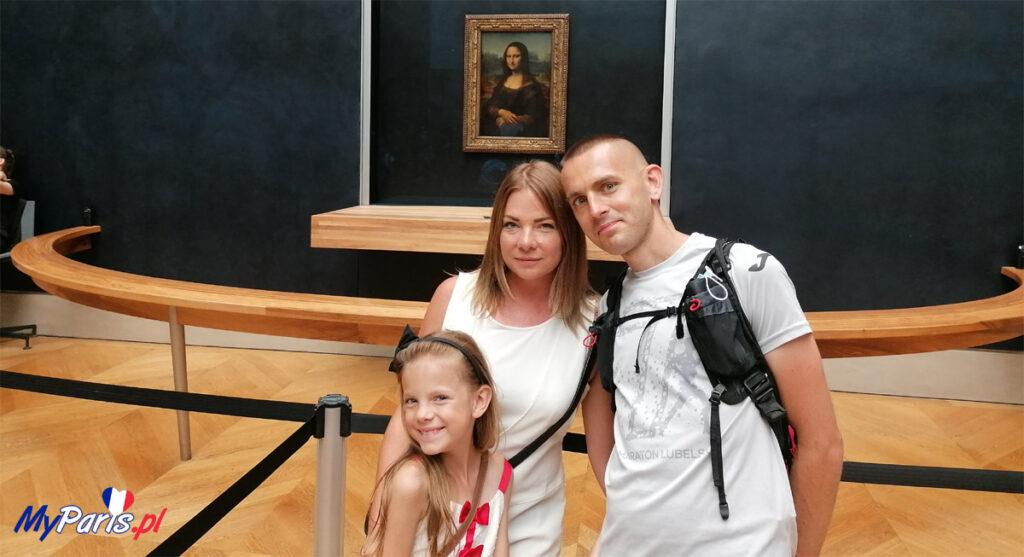 Luwr - Mona Lisa