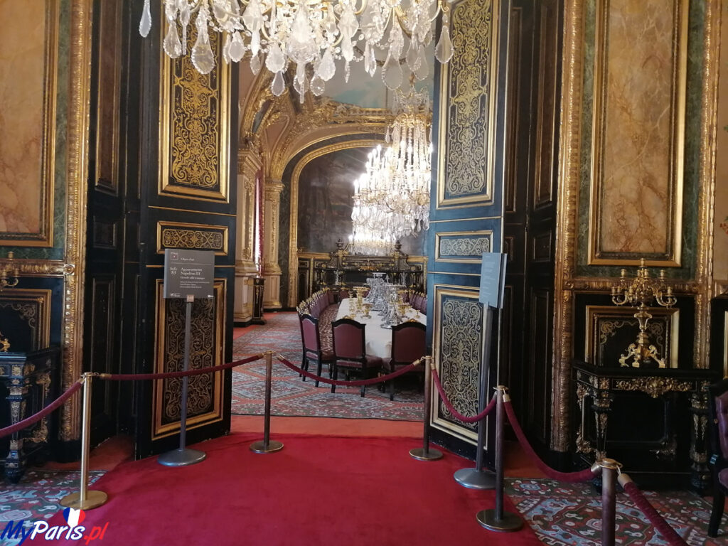 Luwr - apartamenty Napoleona III