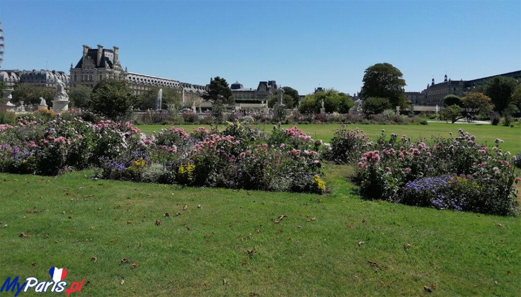 Ogród Tuileries
