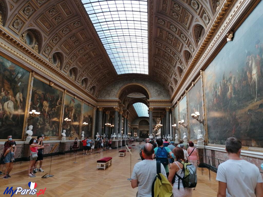 Pałac w Wersalu